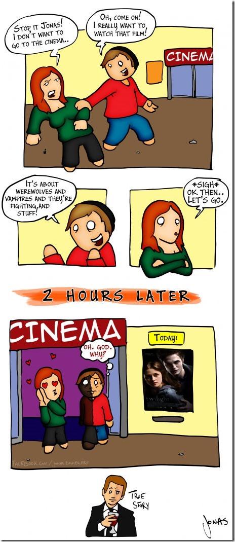 The Twilight Curse