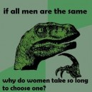 Philosoraptor – Women Logic