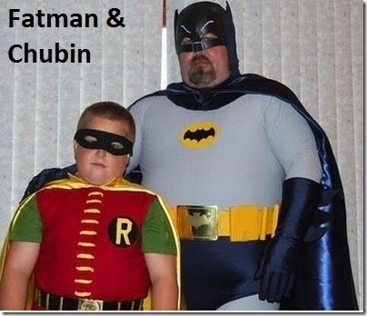 Fatman and Chubin