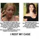 Who Is More Healty?