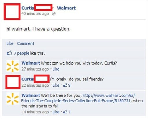 Owned by Walmart