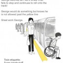 Keeping The Train Etiquette is Important!