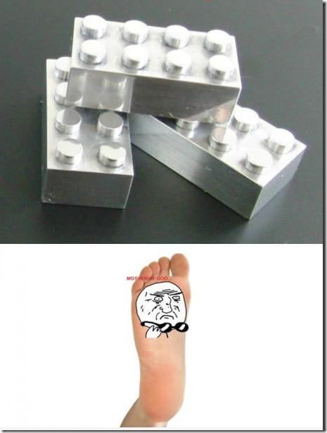 Aluminum Legos