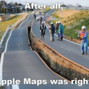 Apple Maps MEME