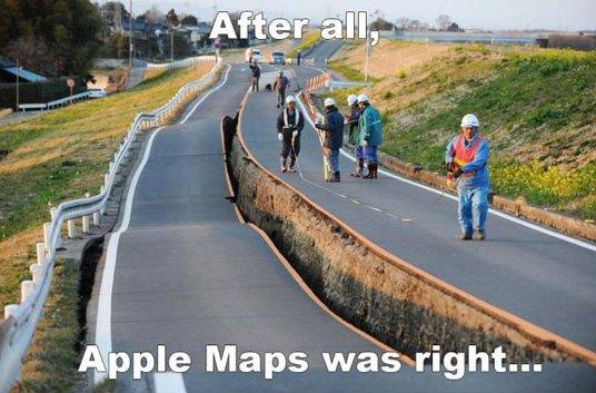 Apple Maps MEME apple maps meme