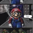 Super Mario Has Some Explaining To Do