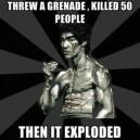 Bruce Lee MEME
