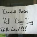 Doorbell Broken