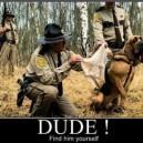 Poor Little Bloodhound