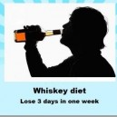Ever heard of the whiskey diet?