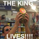 The King Lives!