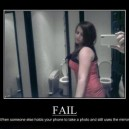 Mirror Photo Fail!