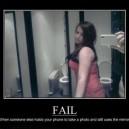 Mirror Photo Fail!