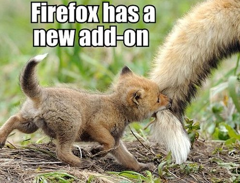 Firefox Has a New Add-on