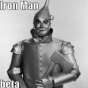 The First Iron Man