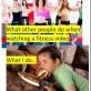 Fitness Videos – Normal People vs. Me
