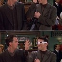 Joey From Friends, Never Disappoints