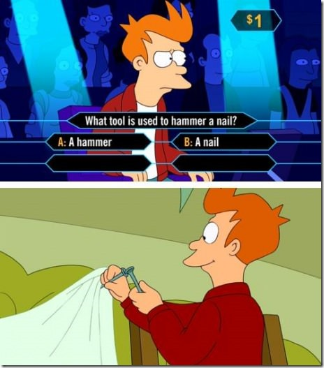 Fry At His Classic Best