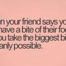 So Very True…