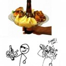 How Real Men Eat