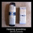 Helping Grandma