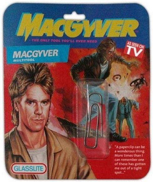 MacGyver Action Kit