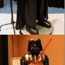 Awesome Darth Vader Cake