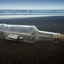 Modern Day Message in a Bottle