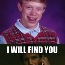 Bad Luck Brian Does a Prank Call
