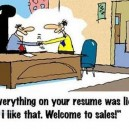 How They Hire Sales People