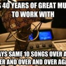 Scumbag Radio Station