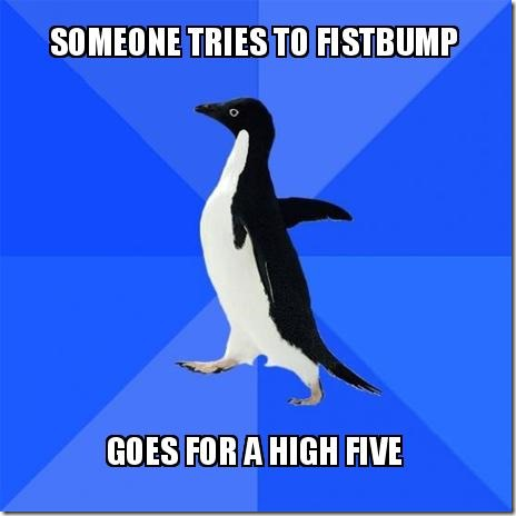 Socially Awkward Penguin Strikes Again!