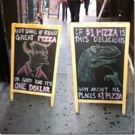 Awesome MEME Signs