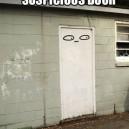 Suspicious Door
