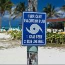The Most Simple Hurricane Evacuation Plan