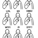 The Many Faces of Texting