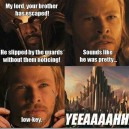 Thor – The Pun Master