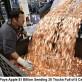 Samsung Pays Apple $1 Billion Sending 30 Trucks Full of 5 Cents Coins