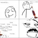 Whenever I Vacuum