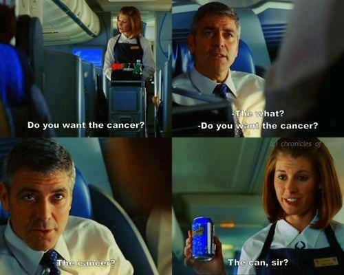 Do You Want Cancer?
