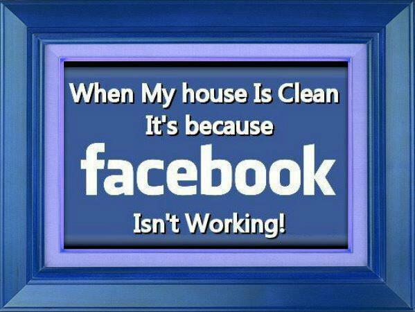 When My House is Clean