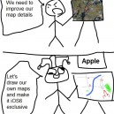 How Apple Made Their Maps