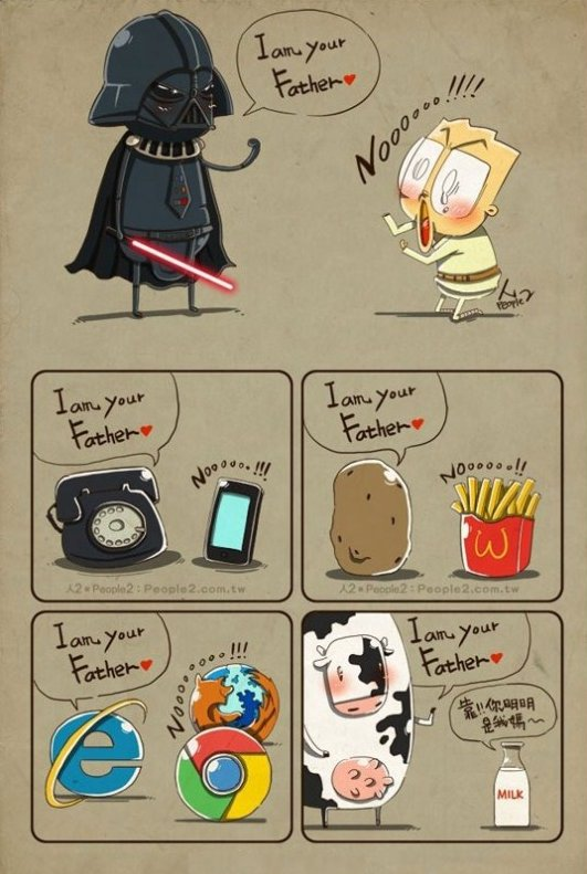 I am Your Father!