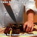 Poor Little Lobster…