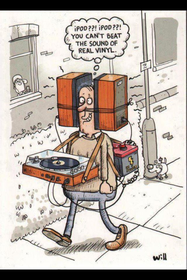 Nothing Beats Vinyl!