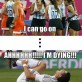 Silly Male Football Players…