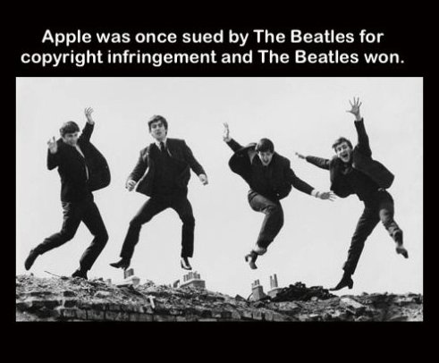 Apple vs. The Beatles