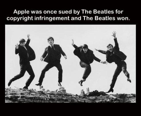 Apple vs. The Beatles