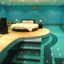 Awesome Swimming Pool Bedroom