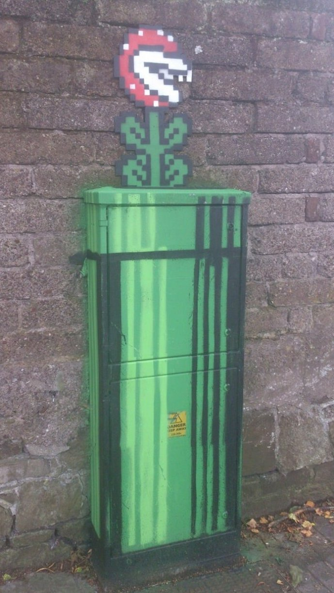 Awesome electricity junction box